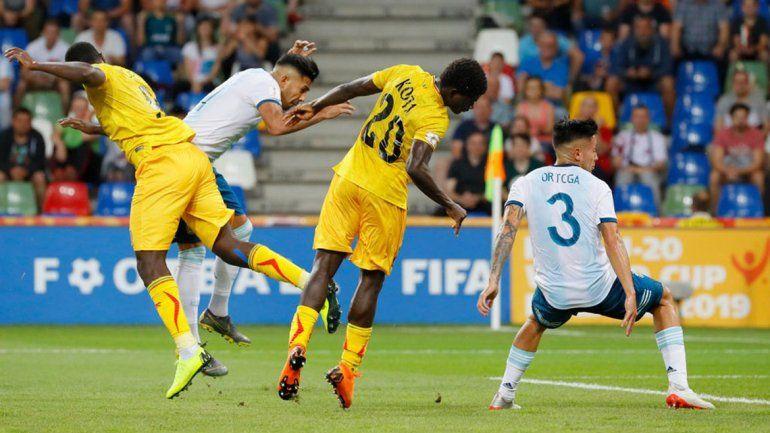 Mali eliminó por penales a la Argentina del Mundial Sub-20