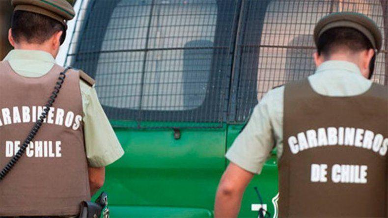 Terrible: encuentran a un hombre con los genitales mutilados en la frontera con Chile