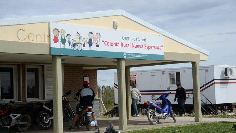 Denuncian falta de agua en la escuela, el destacamento y el Centro de Salud de Nueva Esperanza