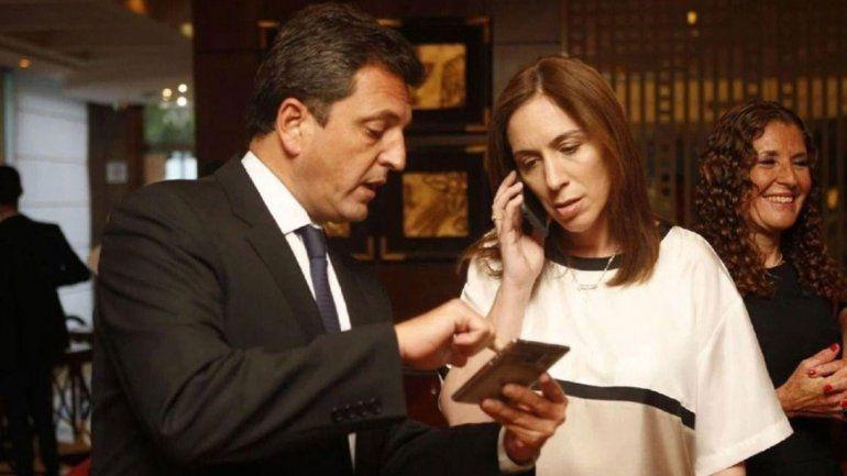 Vidal busca armar listas colectoras con Massa: él lo niega