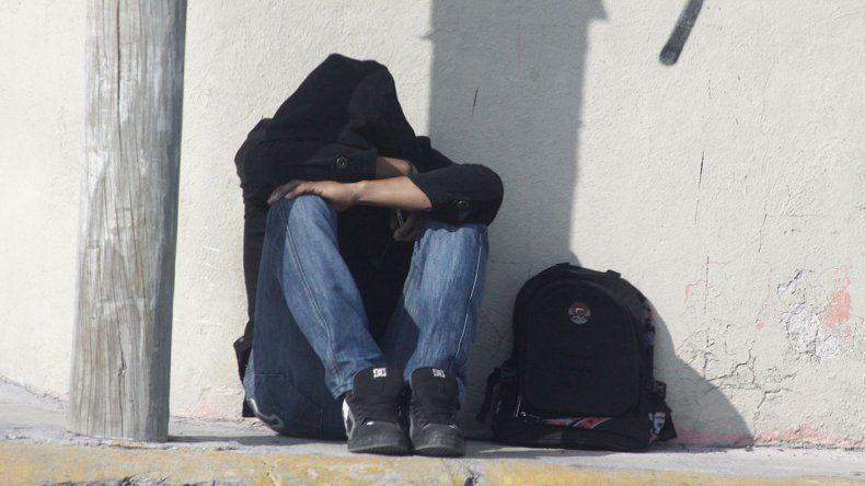 En nuestro país se triplicó la tasa de suicidio juvenil