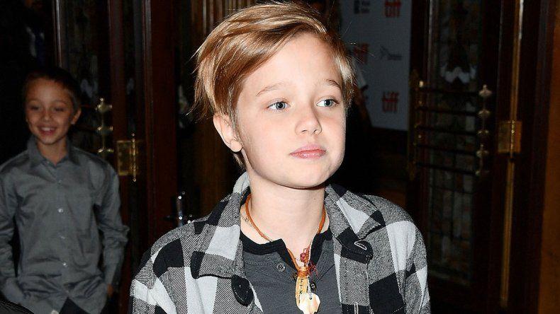 Hijo trans de Angelina comenzó un tratamiento hormonal