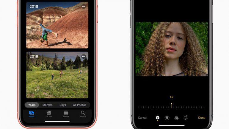 Nuevas herramientas para la cámara del iPhone