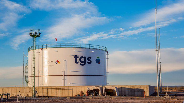 TGS terminó la primera parte del gasoducto de Vaca Muerta