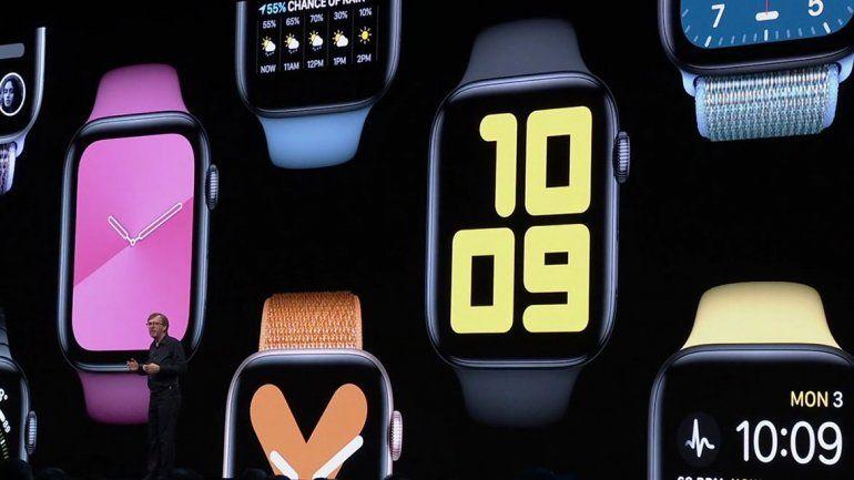 Mirá las nuevas aplicaciones del Apple Watch