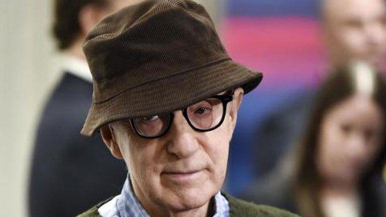Tras las denuncias de abuso, Woody Allen vuelve a filmar