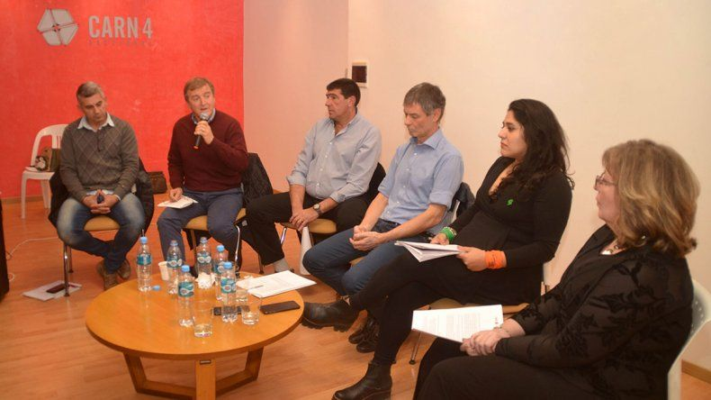 El debate cipoleño dejó los proyectos sobre la mesa