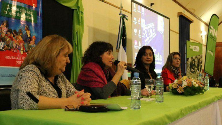 Río Negro apuesta por la Educación Sexual Integral