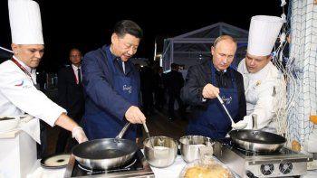 el presidente chino dijo que putin es su amigo mas cercano
