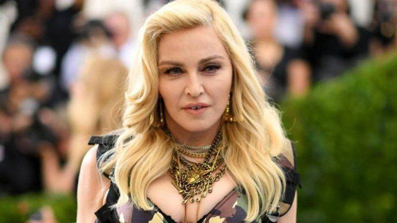 Madonna reveló que fue acosada por Harvey Weinstein