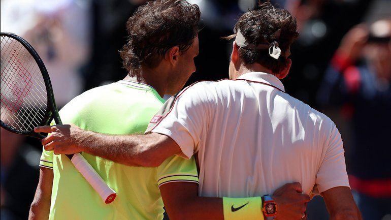 Nadal aplastó a Federer y pasó a la final de Roland Garros