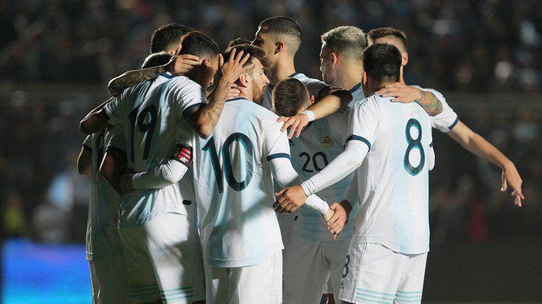 ¡Traeme la Copa, Messi! Lio brilló y Lautaro no perdonó