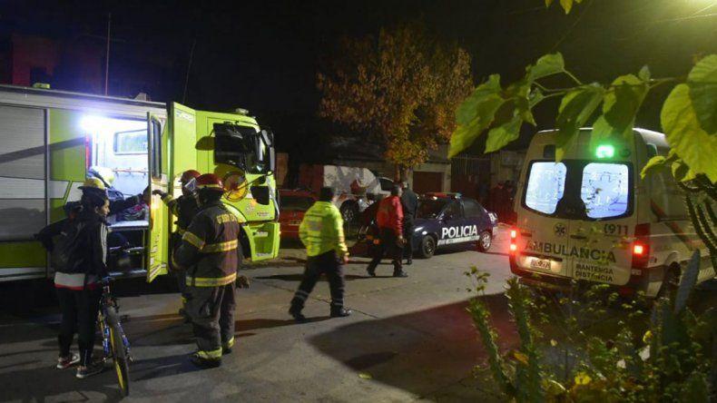 Dos hermanitos murieron por un incendio en su casa