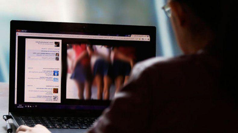 Zapala: allanaron por difusión de pornografía infantil