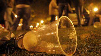 loncopue: bajo el consumo de alcohol entre los jovenes