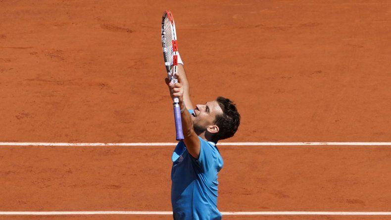 Thiem dio el batacazo, eliminó a Djokovic y jugará la final de Roland Garros ante Nadal
