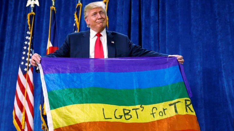 Prohíben banderas LGBTQ en embajadas en Washington