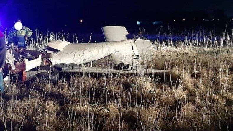 Murió un piloto al estrellarse su avioneta en Buenos Aires
