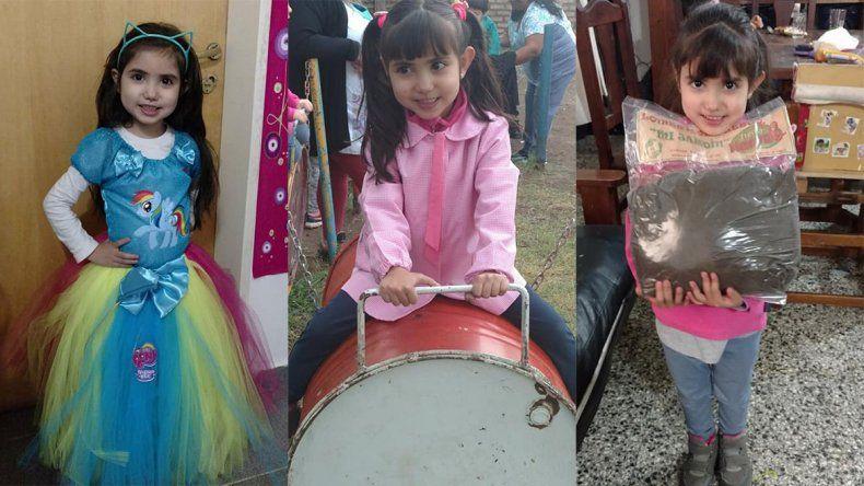 Bianca, la niña de cinco años que lucha con la Justicia para conseguir una valiosa operación