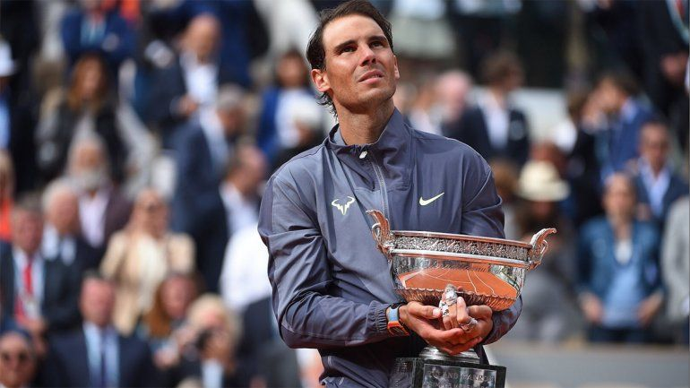 Rey de París: Nadal se coronó campeón del Roland Garros por décimo segunda vez