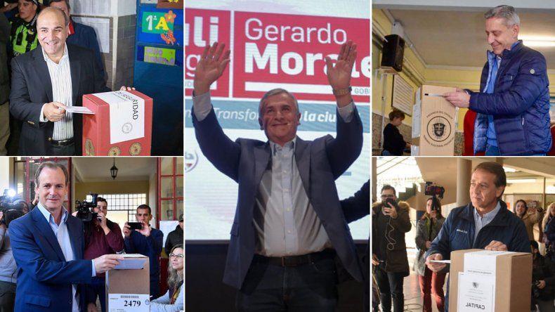 Tras el cierre de mesas, se esperan los primeros resultados en cinco provincias