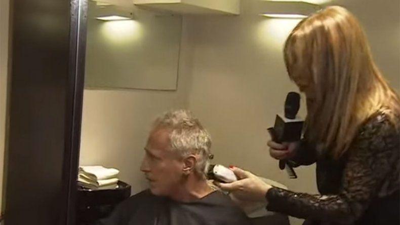 Martín Fierro 2019: Lizy Tagliani le cortó el pelo a Marley para la gala ¡le dejó un agujero!