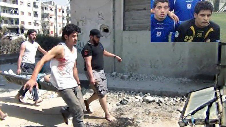 La triste historia del arquero sirio que murió tras alistarse en el Estado Islámico