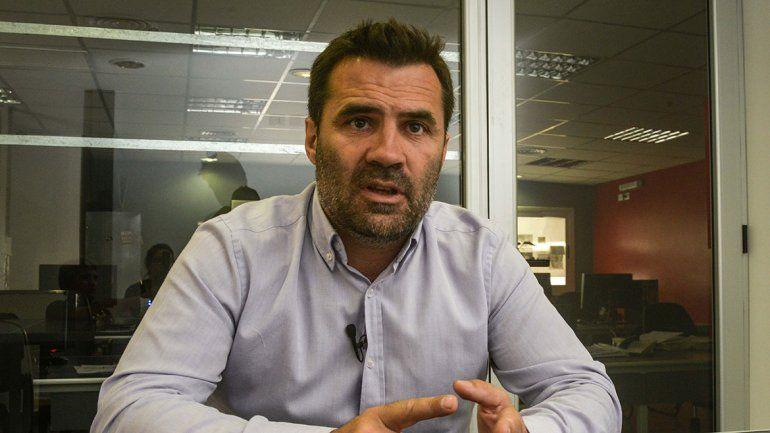 Darío Martínez: Soy parte de un emergente con Axel, Máximo y Donda