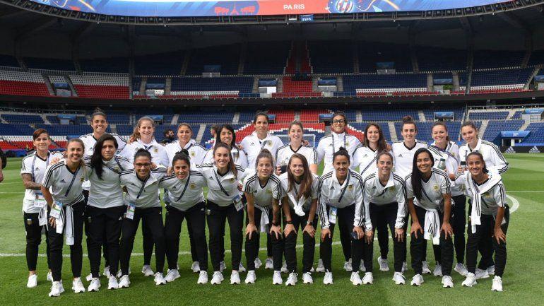 Expectativa Mundial: debuta la Selección femenina en Francia