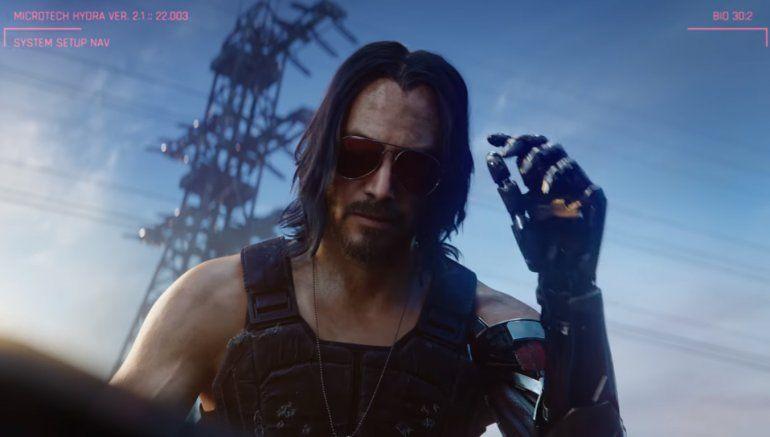 El actor interpretará a uno de los personajes principales.