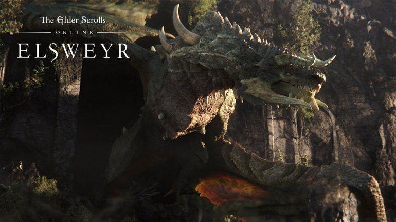 Mirá la expansión de The Elder Scrolls Online: Elsweyr