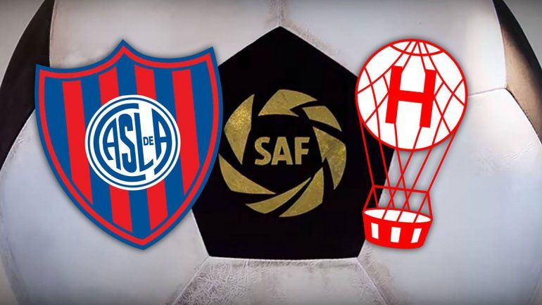 La Superliga dejó en suspenso la quita de puntos a San Lorenzo y Huracán