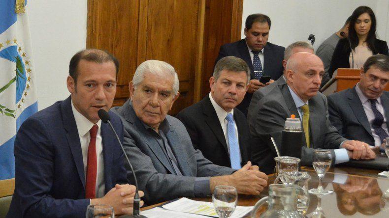 Gutiérrez destacó la ampliación de la matriz económica de la provincia