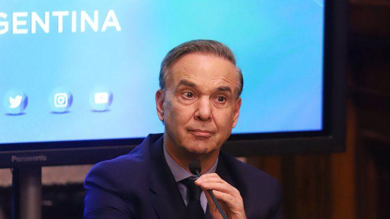 Miguel Ángel Pichetto presentó su renuncia al Consejo de la Magistratura