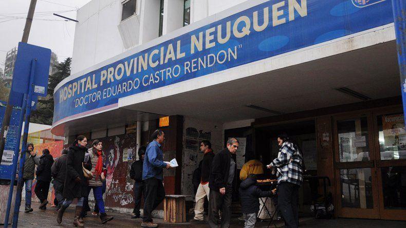Trabajadores de quirófano del Castro Rendón levantaron el paro