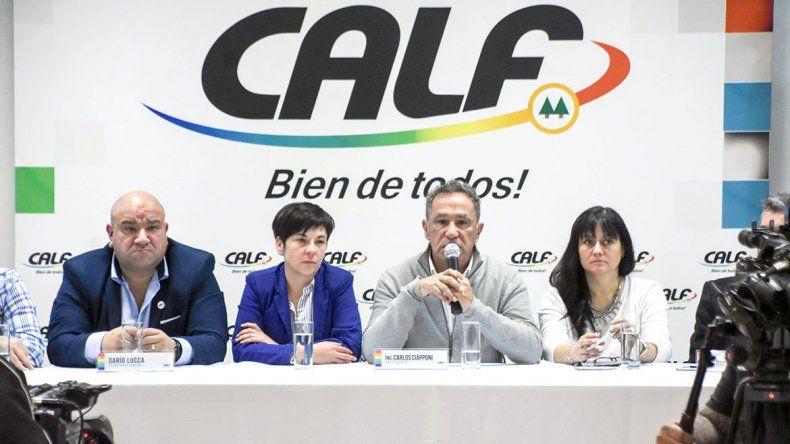 Ciapponi se corre de la negociación central de CALF con Cammesa