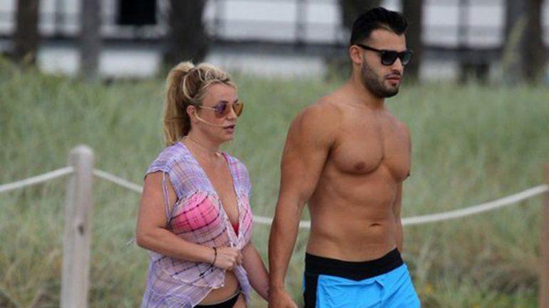 Los fotos en bikini que desataron la furia de Britney