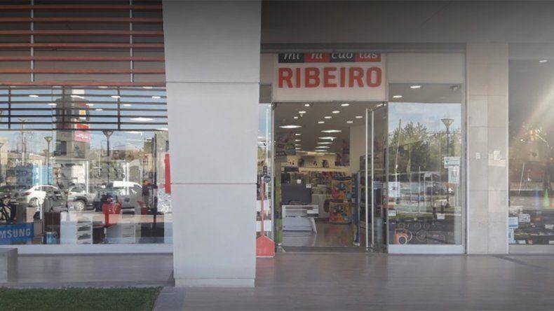 Ribeiro presentó preventivo de crisis en Neuquén