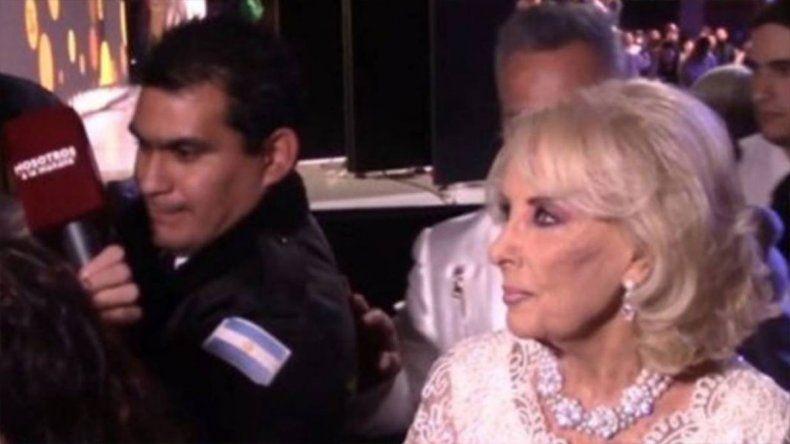 Mirtha criticó la fórmula de Macri y la pasó mal
