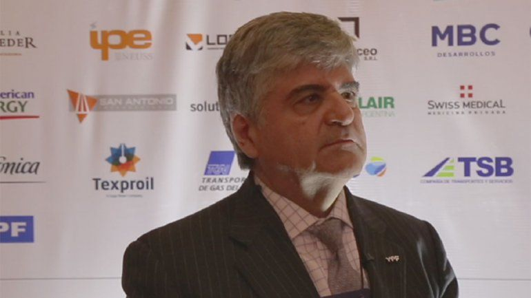 Miguel Gutiérrez en IDEA: Tenemos al alcance de la mano hacer una planta de GNL