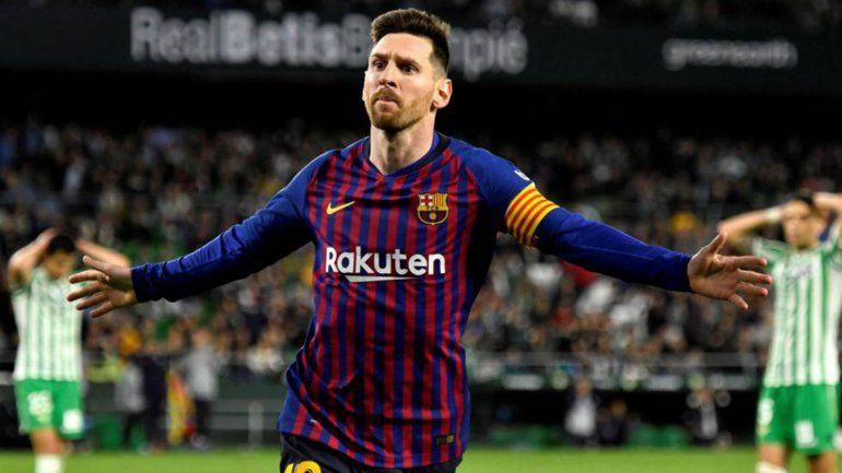 Leo Messi, el deportista más rico del mundo