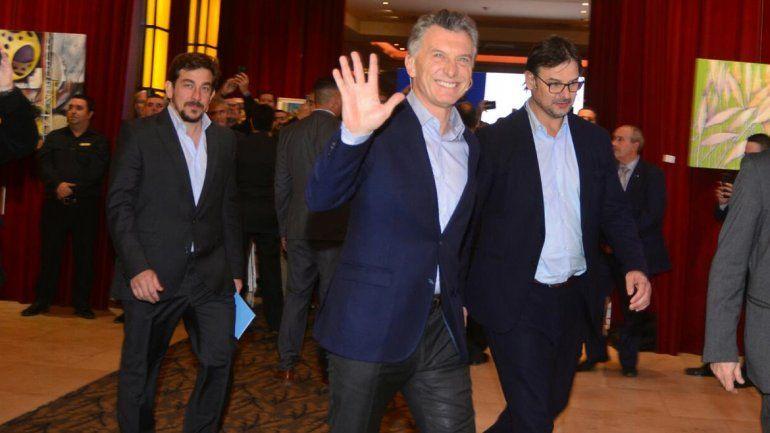Macri pidió al Congreso una ley para exportar gas