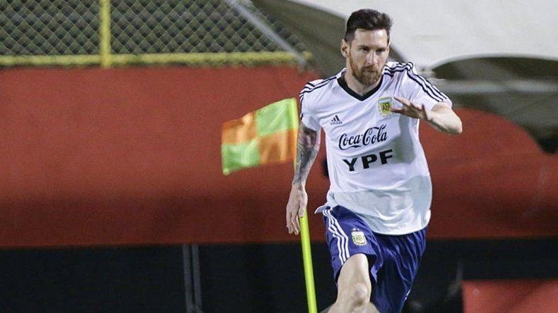 Messi y el eterno sueño de ganar algo con la Selección