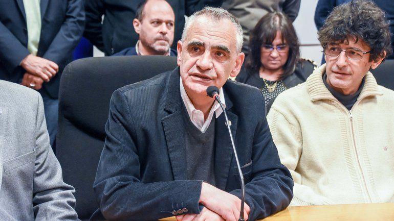 Crisafulli: El diálogo con Quiroga llegó a un punto muerto