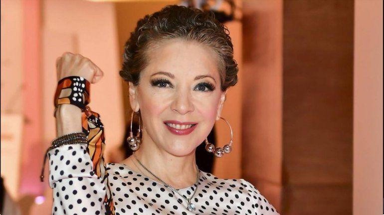 Murió Edith González, la actriz mexicana de Doña Bárbara