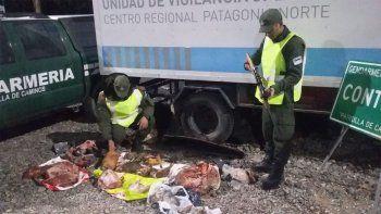 ponen mas vigilancia para evitar el contrabando de carnes