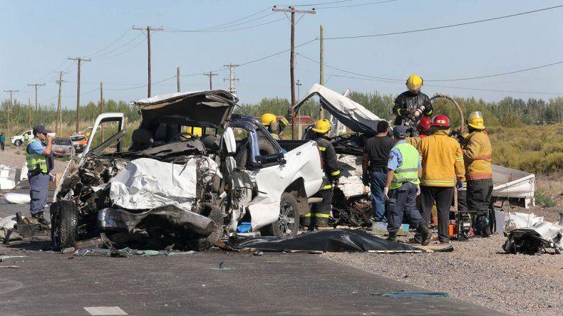 Fueron acusados de causar la muerte de tres personas en un accidente