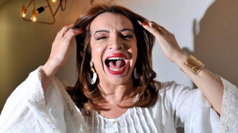 Lizy Tagliani sorprendió con una foto retro