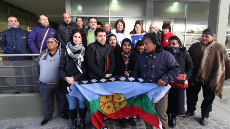 La comunidad Lof Campo Maripe apeló ante el TSJ: Estamos seguros del derecho que nos asiste