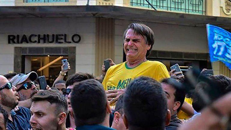 Brasil: absolvieron al hombre que acuchilló a Bolsonaro durante la campaña